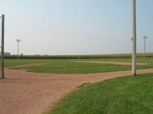 The Field of Dreams Dyersville, IA
