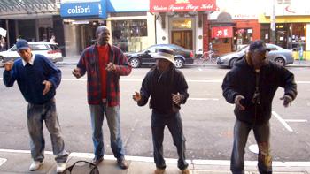 gospel quartet