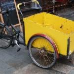 Copenhagen Carrier Bike