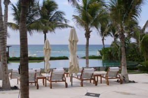Infinity Pool at Grand Velas Riviera Maya