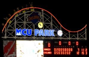 Image of MCU Park at Coney Island