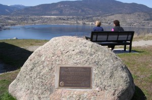 Take in the views of Penticton from Munson's Mountain