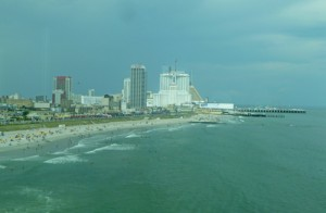 From The Pier at Caesars in Atlantic City