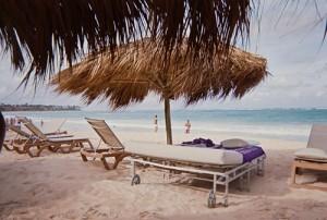 Beach at Paradisus Punta Cana