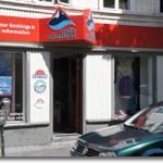 Artic Rafting Office Downtown Reykjavik