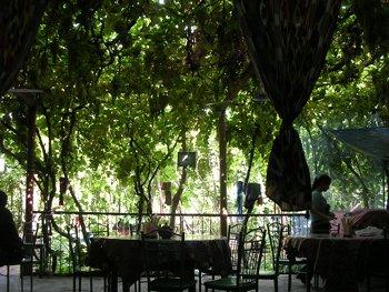 Turpan Vineyard Restaurant