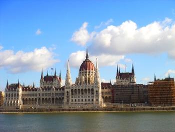 Hungarian National Parliament - Photo credit: Megan Eaves
