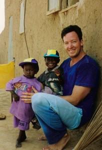 Bakary, Sidi and Founder Barton Bryan - Photo Credit - Barton Bryan
