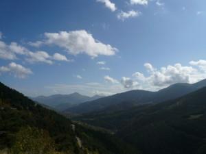 Head towards the Pyrenees and Molí del Cascó