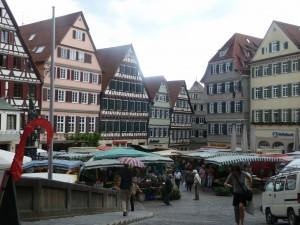 tuebingen marketplatz