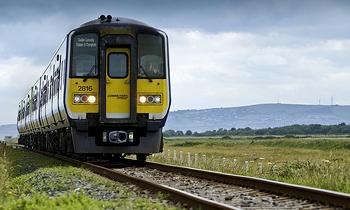 Ireland Train - Tony Brierton