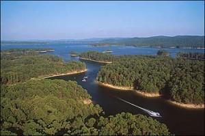 Lake Ouachita