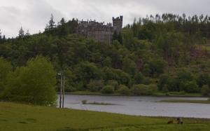 Scotland, UK, United Kingdom, hostel, hotel, lodging, accommodation, ghosts, Europe, Scottish Highlands, British Isles