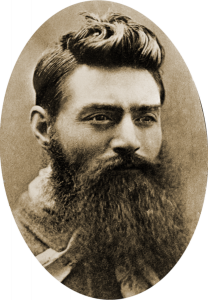 Last known photo of Edward 'Ned' Kelly