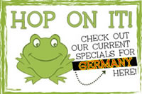 Germany Travel Specials