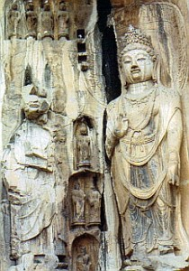 Longmen Grottoes at Luoyang