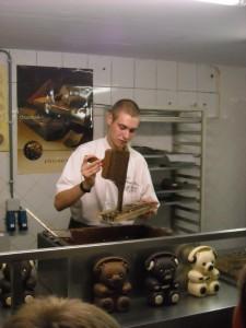 The Musee du Cacau et du Chocolat