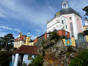 Portmeirion: the town that never was