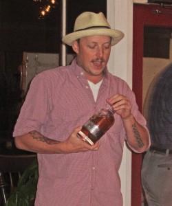 """""""Moose"""" Koons of Peach Street Distillers"""