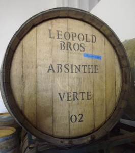 Leopold Brothers makes Absinthe