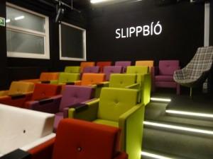 Icelandair Hotel Reykjavik Marina Movie Theater
