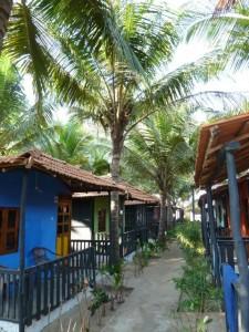 Om Shanti, Patnem Beach, India