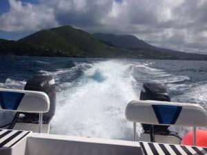 Snorkeling Catamaran Nevis