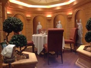 Le Muse Restaurant on MSC Divina