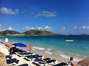 West Dawn Beach St Maarten