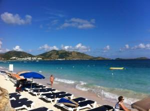 West Dawn Beach St Maarten