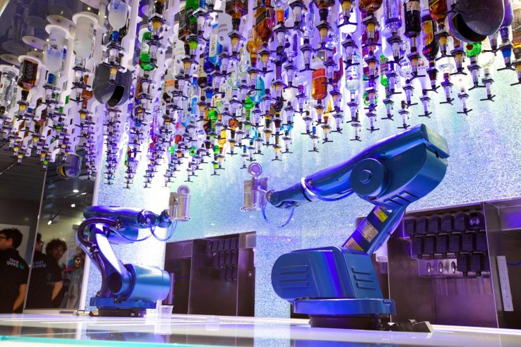 Bionic-Bar RC Anthem of the Seas