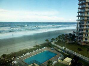 View from Oceanside Inn