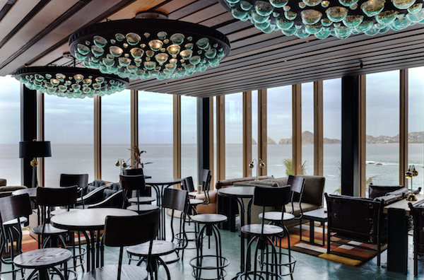 The Glass Box at The Cape, a Thompson Hotel (Credit: Thompson Hotels)