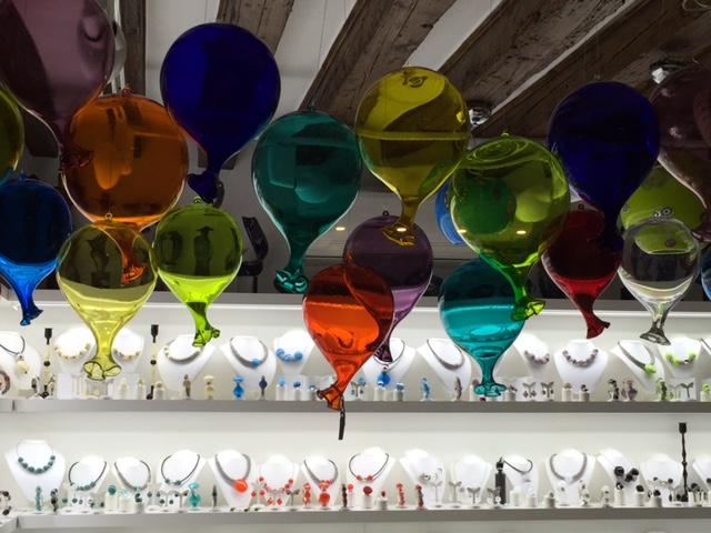 Murano glass balloons for sale