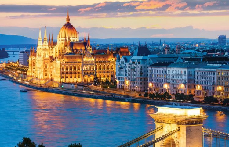 Learn more about: The Legendary Blue Danube River Cruise