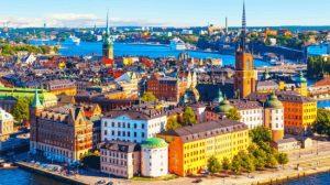 Stockholm Weekender