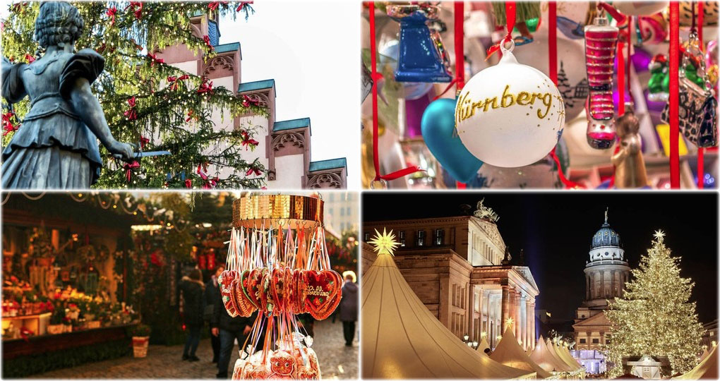 Which Country Hosts Striezelmarkt A Christmas Market Thats Been Held Since 1434.German Christmas Markets Travelhoppers