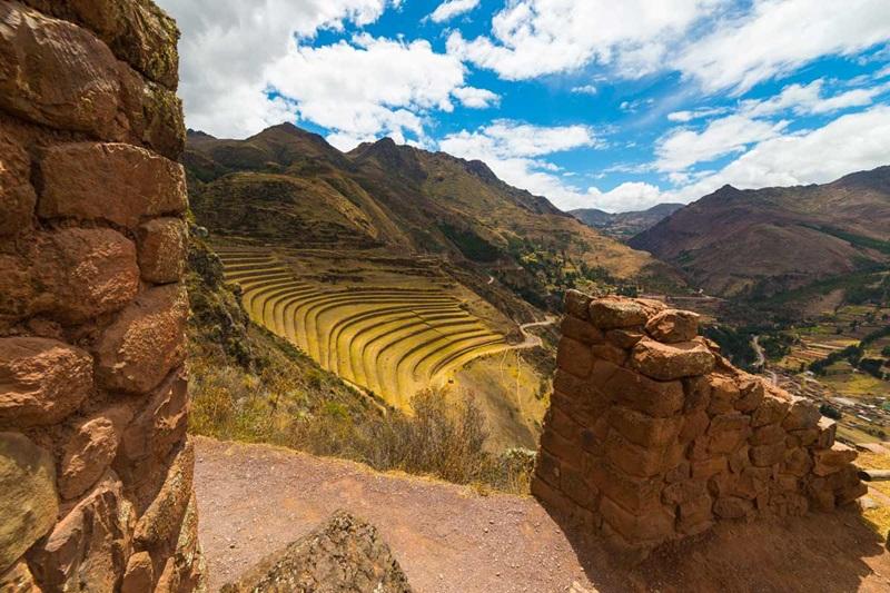 Sightseeing Peru