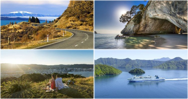 Learn more about: New Zealand Motorhome Vacation