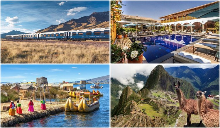 Learn more about: Mystic Peru Tour