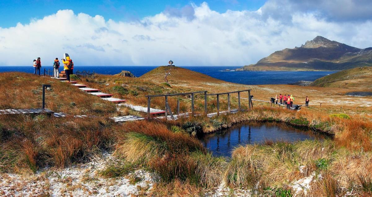 Darwin's Route Punta Arenas