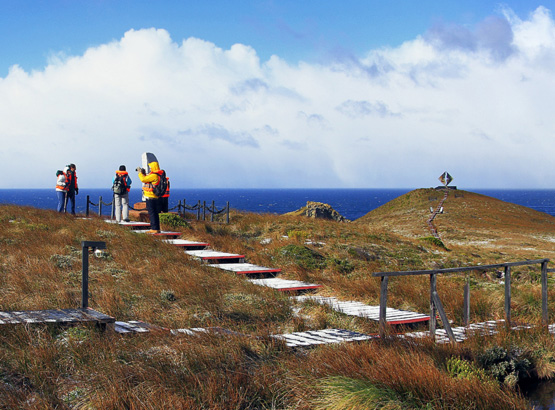 Cape Horn Wulaia Bay