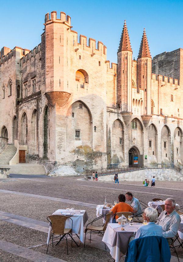 Avignon-Papal-Palace