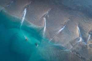Montgomery_Reef_Aerial