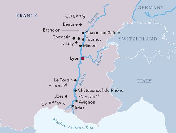 Treasures-of-Burgundy-and-Provence-map