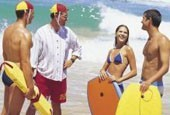 Bondi Beach Lifesavers