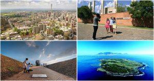 Walking in his Footsteps - Mandela