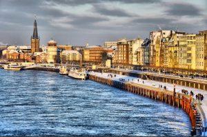 Winter Gems Rhine