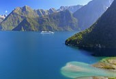 Queenstown Tasman Sea